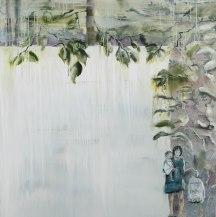 Claudia Ebbing - Hinter der Mauer